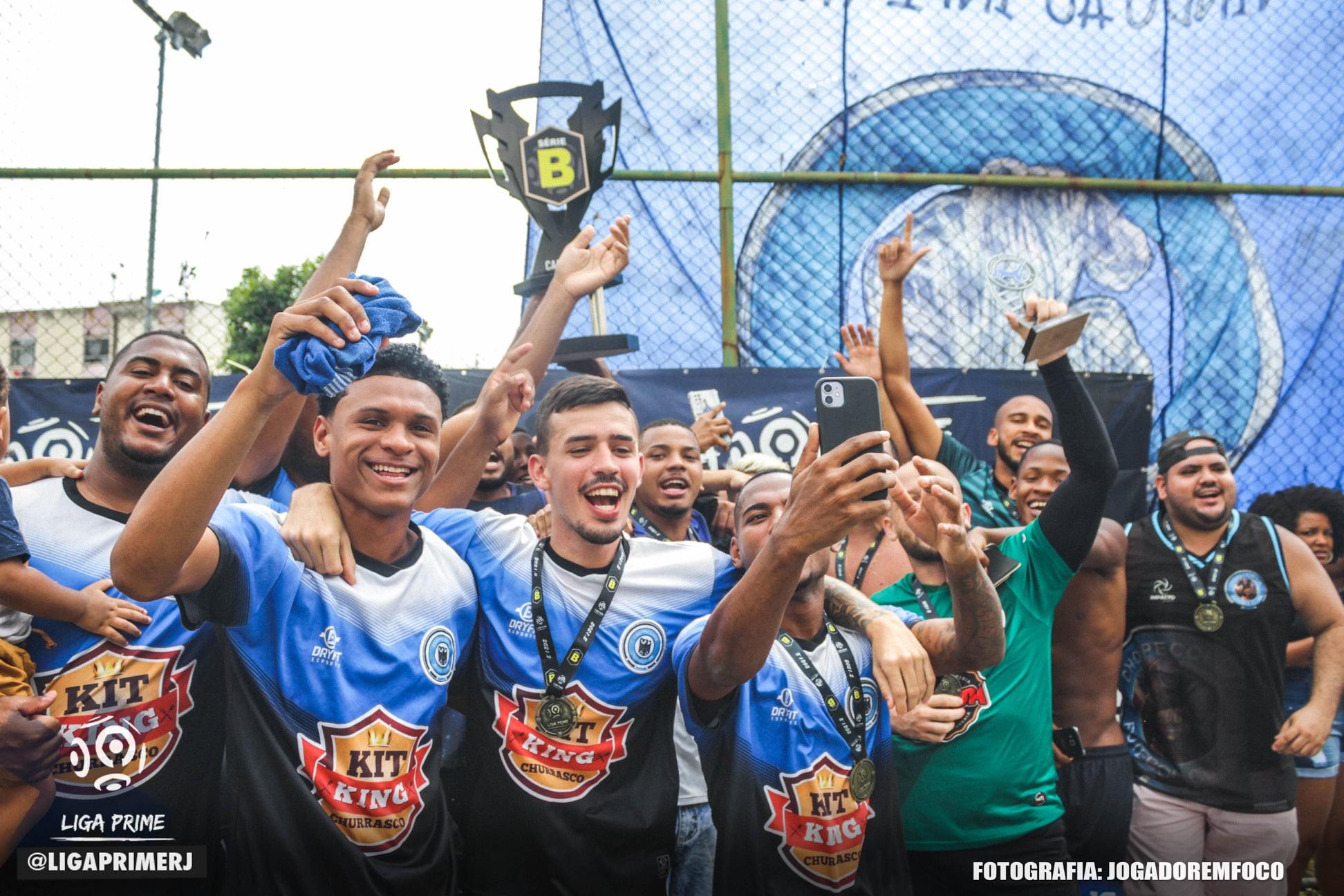 CAMPEÃO - SÉRIE B 2021.2