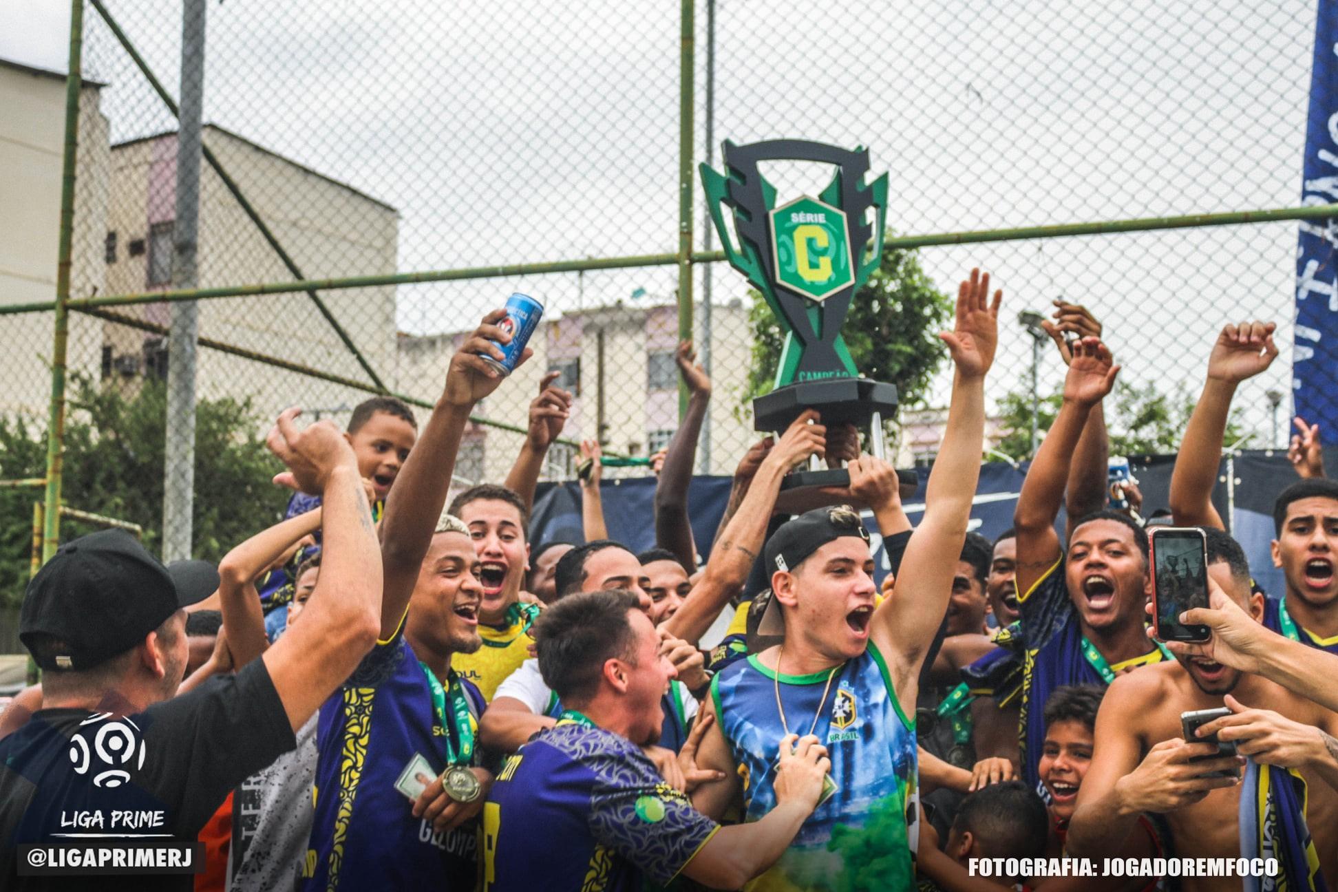 CAMPEÃO - SÉRIE C 2021.2
