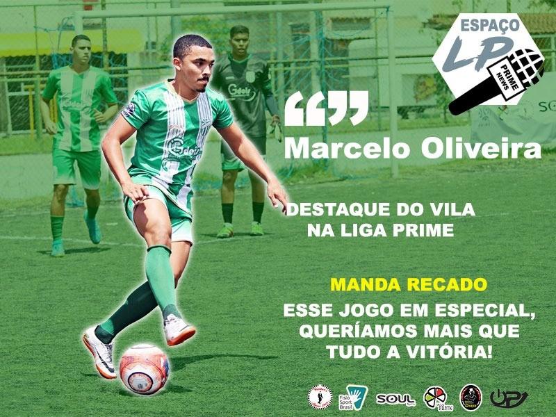 ESPAÇO LP - ED. 03 - MARCELO