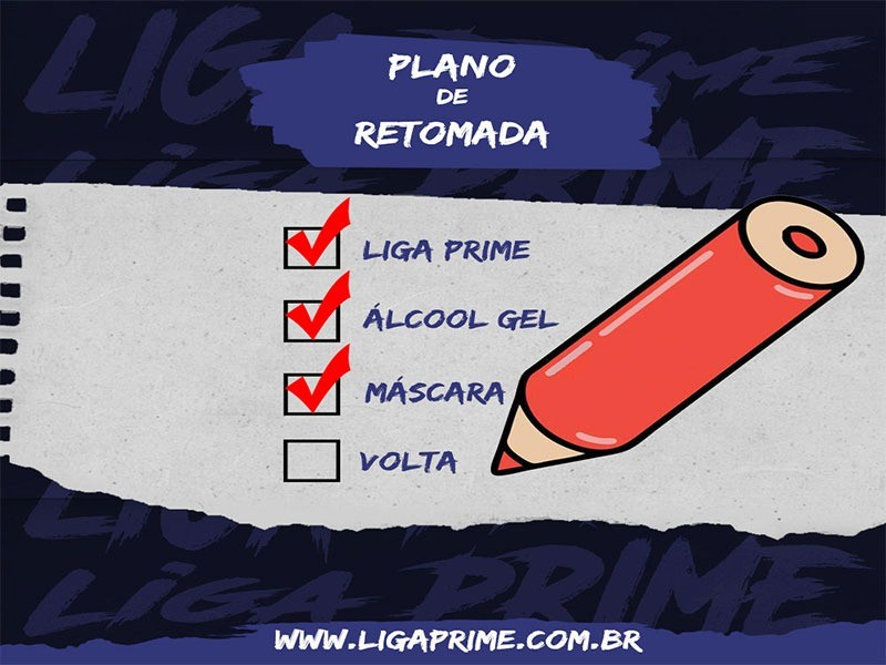 PLANO DE RETOMADA - COVID 19